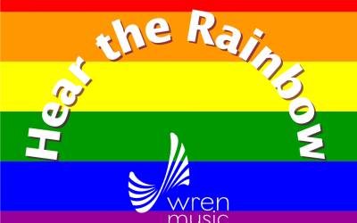 Hear the Rainbow – A Song for Pride